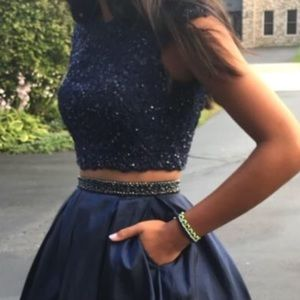 Sherri Hill Two piece dress